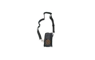 TLF483 LUTHOR funda de piel para walkie TL-77